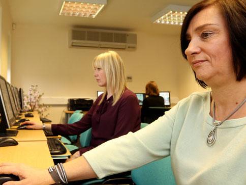 Resource Centre's training gains